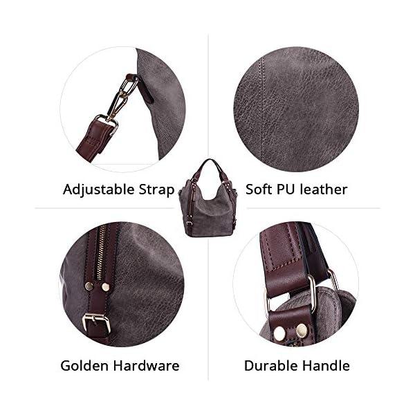 Tote PU Leather Handbags