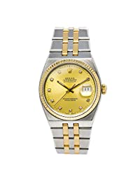 Rolex Datejust swiss-quartz mens Watch 17013 (Certified Pre-owned)