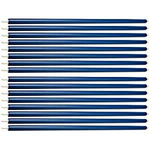Micuna Crib Spindles, Navy Blue – 16 Pack