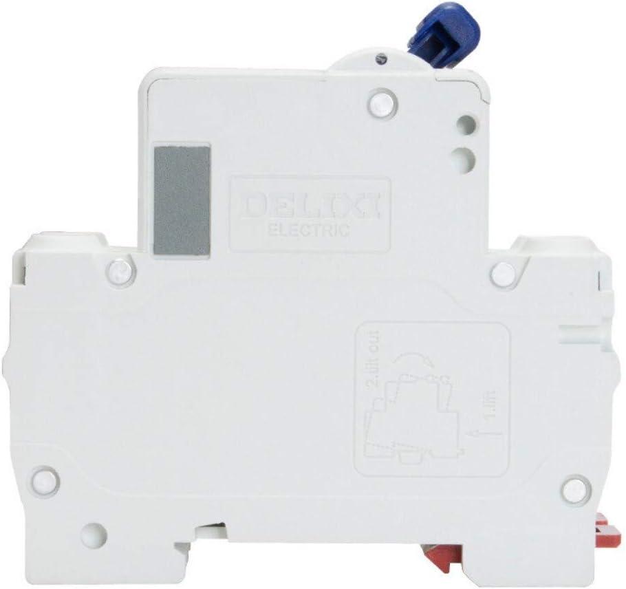 XIONGXI Disjoncteur triphas/é /à Quatre Fils 4P Ouvert 380V Petit commutateur dair 20A