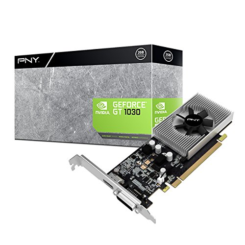 PNY GeForce GT 1030 2GB Graphic Cards VCGGT10302PB ()