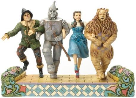 Jim Shore for Enesco The Wizard of Oz 75th Anniversary Tribute Figurine, 9.875-Inch