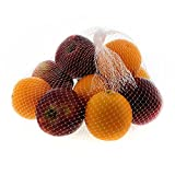 """Royal Clear Plastic Mesh Produce and Seafood, 24"""", Package of 100"""