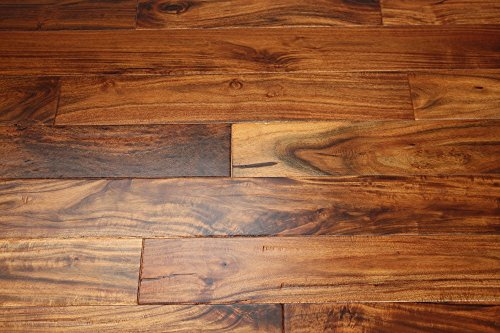 Elk Mountain Acacia Parchment 9 16 X 4 3 Hand Scraped Engineered Hardwood Flooring AF022 SAMPLE