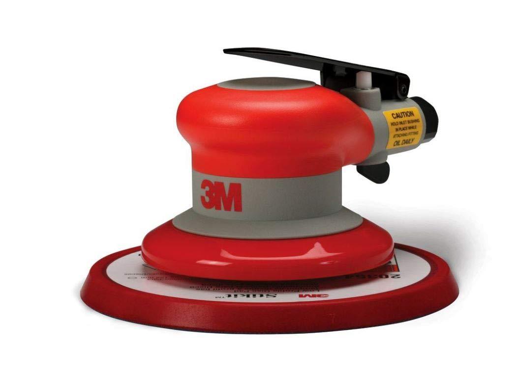 """3M(TM) Random Orbital Sander 20324, Non-Vacuum, 6"""" Tool Diameter x 5/16"""" Orbit Diameter (Pack of 1)"""