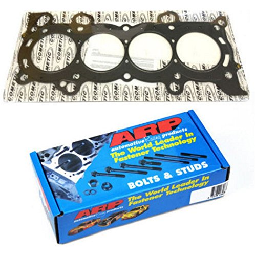 ARP Head Studs & Cometic MLS Head Gasket Set 81mm Bore .030'' Thick For 1994-2001 Acura Integra GSR, B18c B18c1 Engines- Bundle