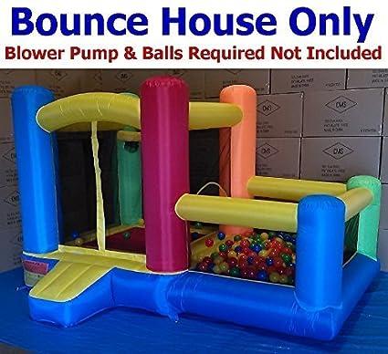 Amazon.com: Bounce Casa sólo – Mi Bouncer poco Castillo ...