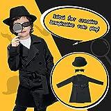 Spy Kit for Kids Detective Outfit Fingerprint