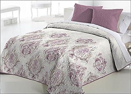 Textilhome Colcha Bouti VALANDI cama de 150160 cm