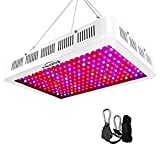 1000W LED Grow Light Double Chips Full Spectrum Grow Lamp Daisy Chain...
