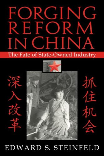 Download Forging Reform in China: The Fate of State-Owned Industry (Cambridge Modern China Series) pdf epub