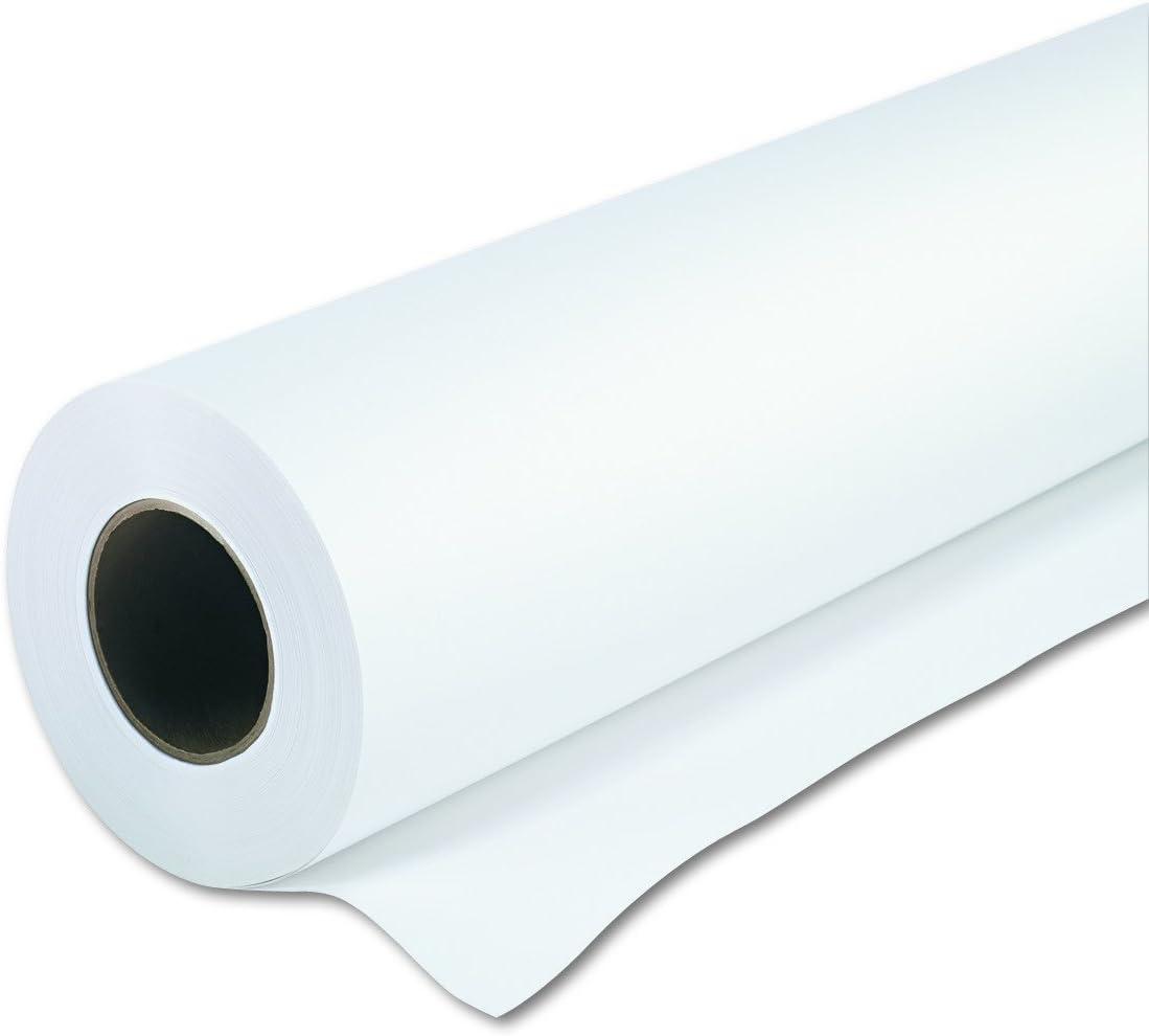 "HP Q6628B Super Heavyweight Plus Matte Paper, 42"" x 100 ft, White"