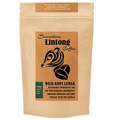Ground Wild Kopi Luwak Sustainably product image