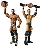 WWE Michael McGillicutty and David Otunga Figure 2-Pack Series 16