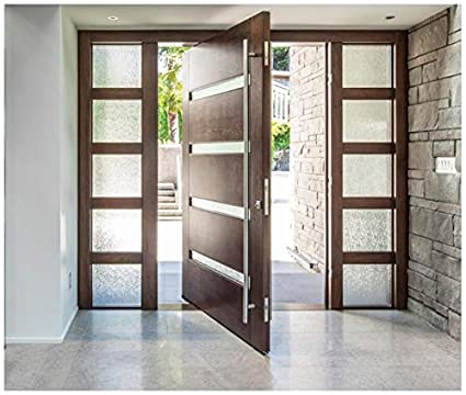 Amazon Diyhd 70 45 Two Side Stainless Steel Sliding Barn Door
