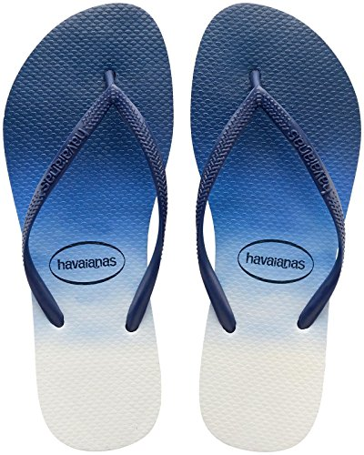Navy Slim Dye blue Havaianas Dip Navy Flop Flip Women's Blue YSf1v1