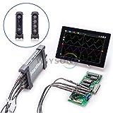Wiysond 6074BC 4 Channel 1GSa/s 70Mhz Bandwidth Hantek PC Based USB Digital Storage Oscilloscope FFT spectrum analyzer