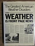 The Weather Is Front Page News, Ti Sanders, 0896519023