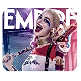 Rectangle Harley Quinn Mousepad Customized Computer Notebook Laptop Mouse Pad Non-Slip Gaming Mouse Pad in 220mm*180mm*3mm (9'*7')-MY-PP-346