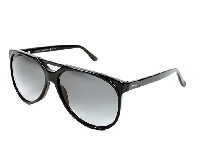 Amazon.com: Gucci Sunglasses GG 3501/S BLACK 807EU: Gucci: Shoes