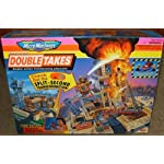 Micro Machines Fire Escape Double Takes Playset