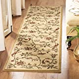 """Safavieh Lyndhurst Collection LNH552-1291 Traditional Floral Ivory and Multi Runner (2'3"""" x 8')"""