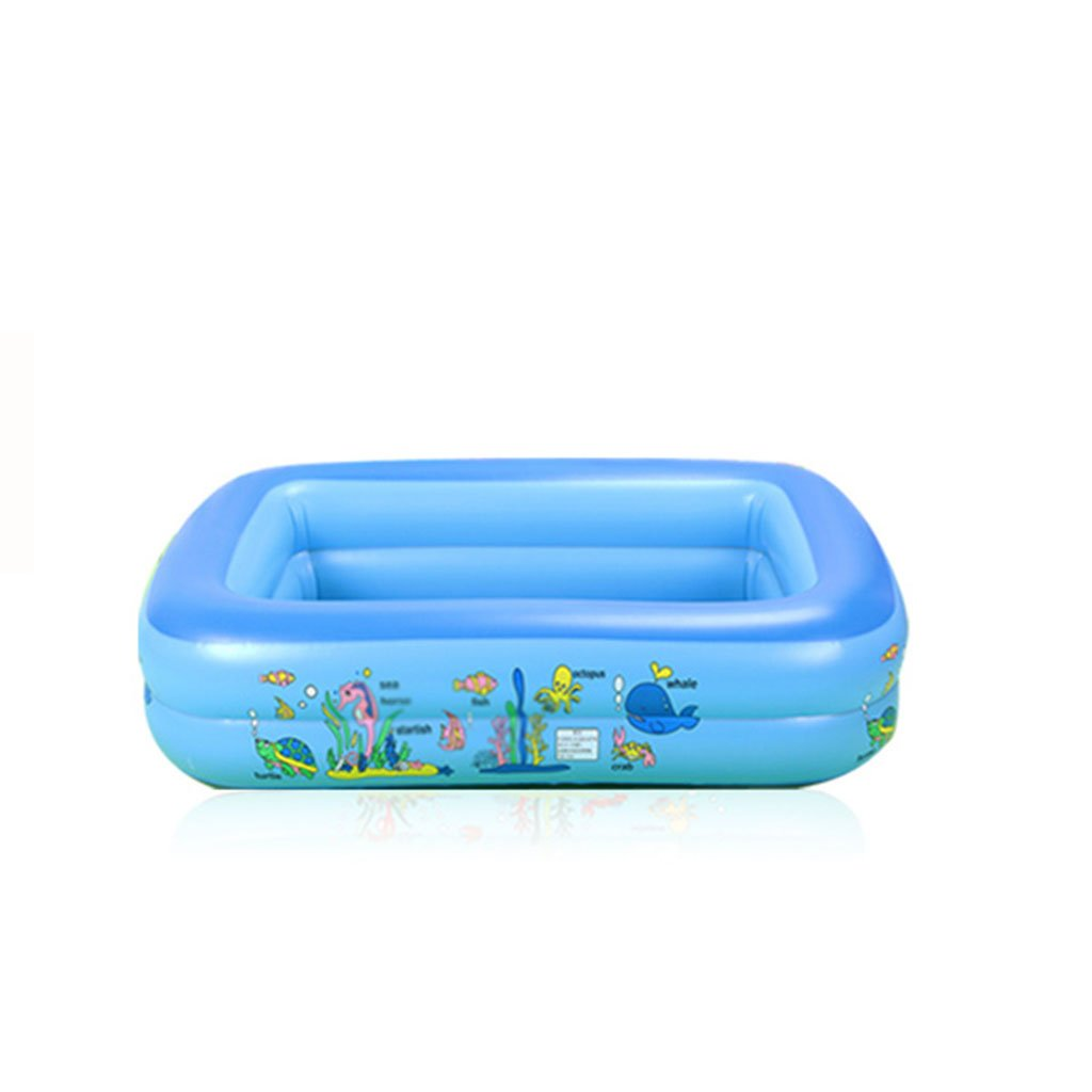 LQQGXL,Bath Inflatable children's pool Inflatable baby's bathtub Inflatable bathtub ( Color : Electric pump )