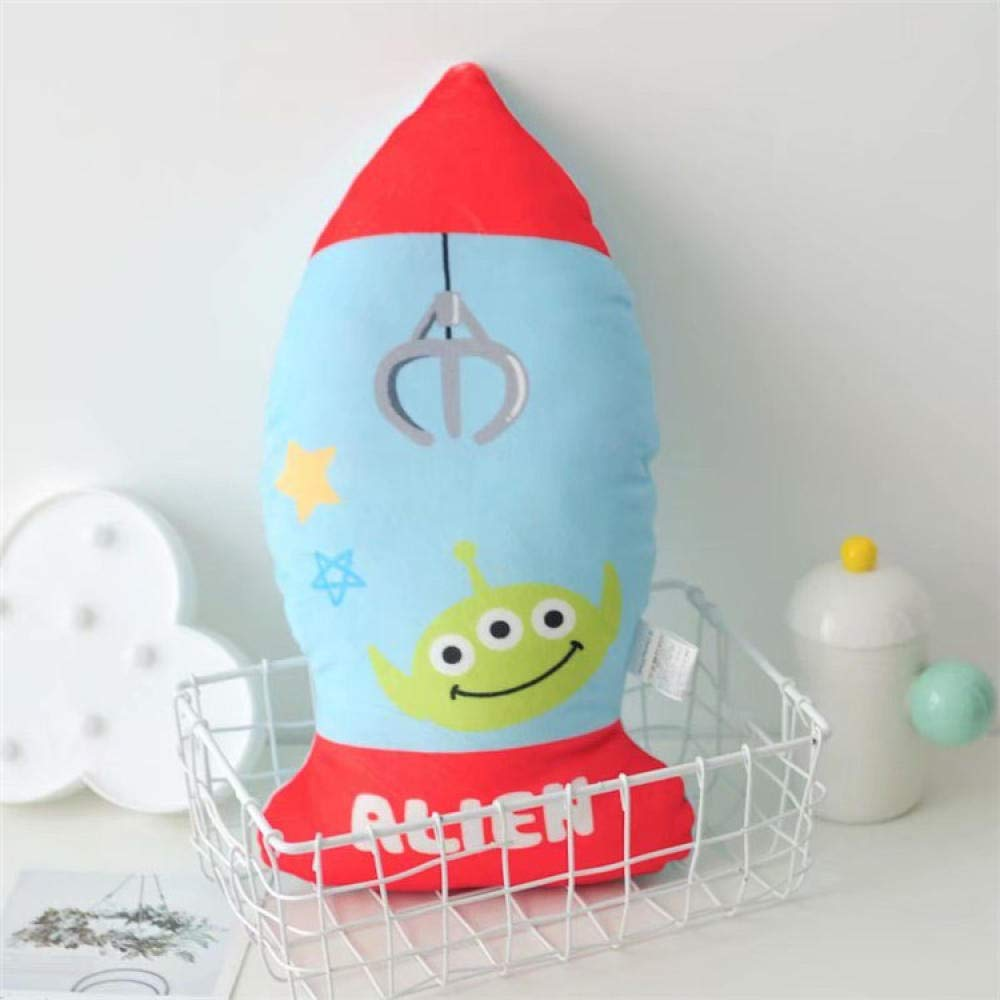 NIANMEI 45Cm Cute Toy Toy Toy Story Alien Rocket 45Cm Soft ...