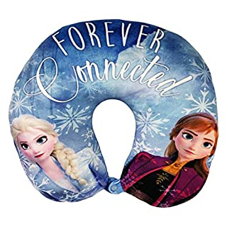 "Disney Frozen 2 Forever Connected Neck Pillow, 13"" x 3"" x 12"""