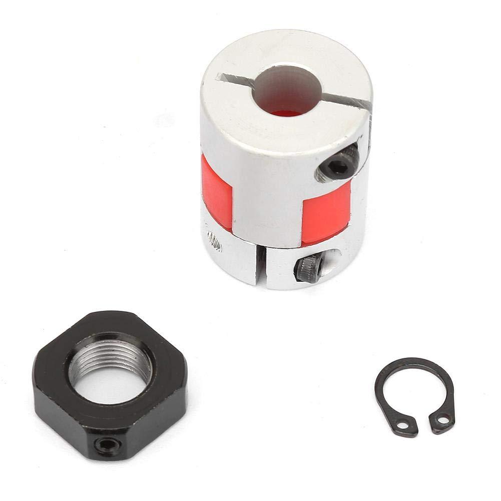 Nitrip 500mm Kugelumlaufspindel Mutter 6,35 * 10mm Kupplungssatz BK//BF12 St/ützsitz