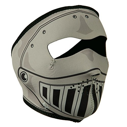 - Zan Headgear Knight Neoprene Face Mask