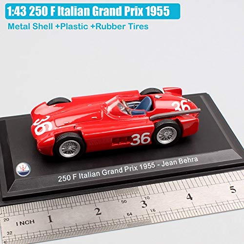 Generic 1:43 Scale 250F Formula one F1 Italian Grand, used for sale  Delivered anywhere in Canada