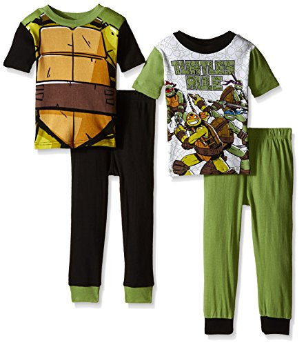 Teenage Mutant Ninja Turtles Little Boys' Turtle Takeover...