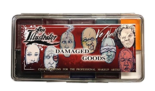 Skin Illustrator Ve Neill Damaged Goods by Skin Illustrator