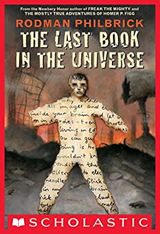 book cover of The Last Book in the Universe
