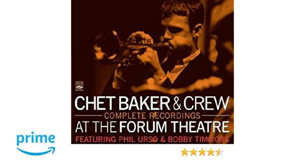 Image result for chet baker at the forum theater
