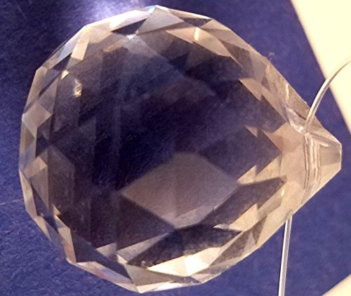 Crystal Clear Feng Shui Crystal Prism Small Ball
