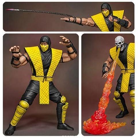Storm Collectibles Mortal Kombat VS Series Scorpion 1/12 Action Figure - Collectibles
