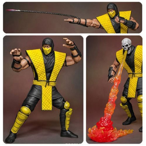 Review Storm Collectibles Mortal Kombat
