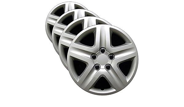 Premium juego de tapacubos para Chevrolet Impala y Monte Carlo - Repuesto fundas para ruedas de 40,6 cm (Pack de 4 unidades): Amazon.es: Coche y moto