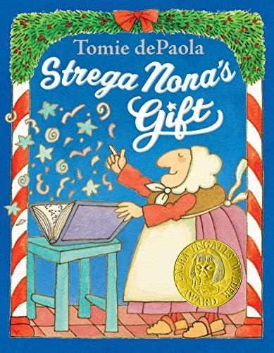 Strega Nona's Gift: dePaola, Tomie, dePaola, Tomie: 9780399256493:  Amazon.com: Books