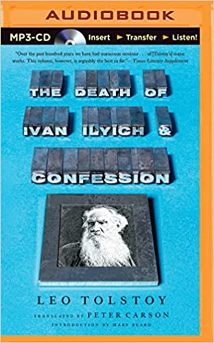 The death of ivan ilyich and confession leo tolstoy ken kliban the death of ivan ilyich and confession leo tolstoy ken kliban peter carson 0889290371386 amazon books fandeluxe Choice Image