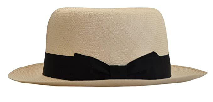 Emporio3 Cappello Panama MONTECRISTI Originale Paglia Ecuador - CB654 6d1b5eb3b5d1