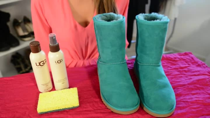 ca77d90296b How to Stop UGGs From Turning Feet Black