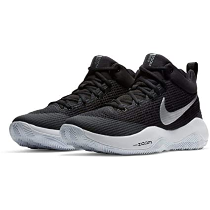 separation shoes f2dfb 20f65 Image Unavailable. Image not available for. Color  NIKE Men s Zoom Rev TB  Basketball Shoes Black White 922048 001 Size 9.5