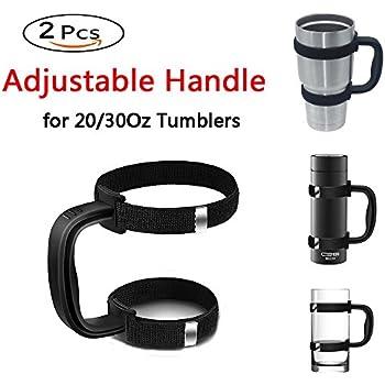Amazon Com Adjustable Tumbler Handle Anipopy 2 Pcs Anti