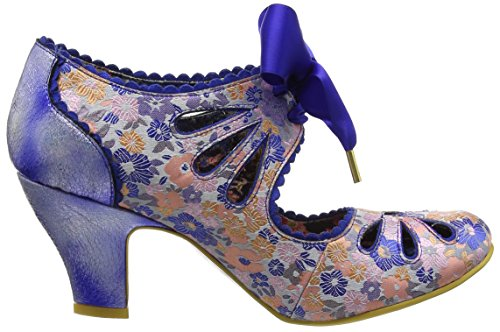 Irregular Choice Sugar Plum - Tacones Mujer Azul (Blue)