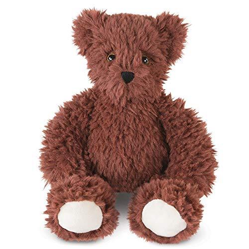 (Vermont Teddy Bear - Amazon Exclusive Cuddly Soft Teddy Bear, Floppy 13 inches, Cinnamon Brown )