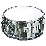 Percussion Plus PP140 6.5 x 14 Inches Chrome Snare Drum
