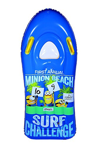 Minions Despicable Me Inflatable Surfboard with Handles -